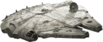 Millennium-Falcon-Star-Wars-PNG-Image-with-Transparent-Background